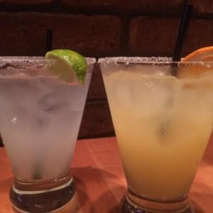 Cantina Laredo Margaritas
