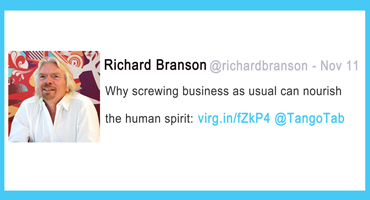 Virgin Airlines, Richard Branson