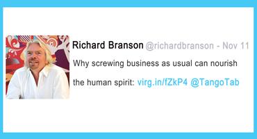 Virgin Airlines, Richard Branson