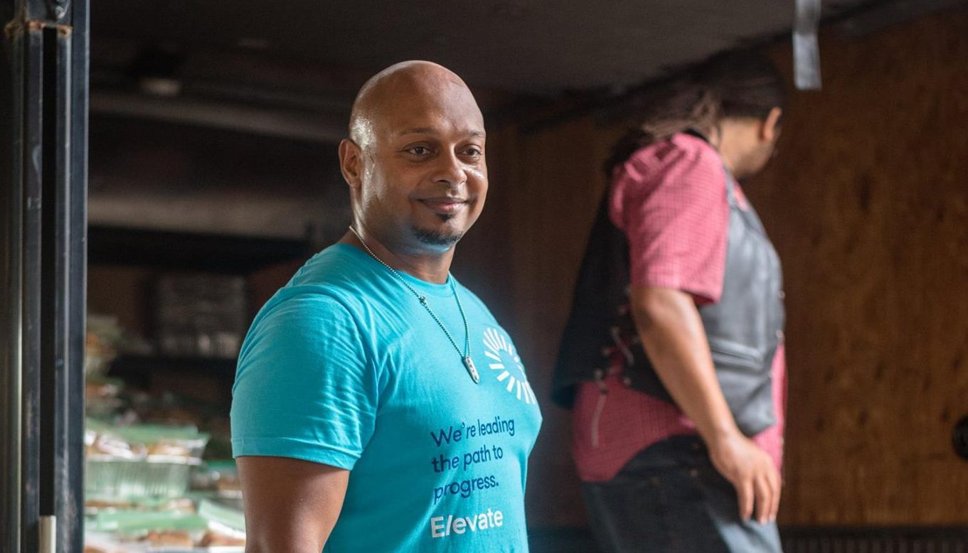 Local Hero Spotlight: Dion Harrison On Ending Hunger - TangoTab