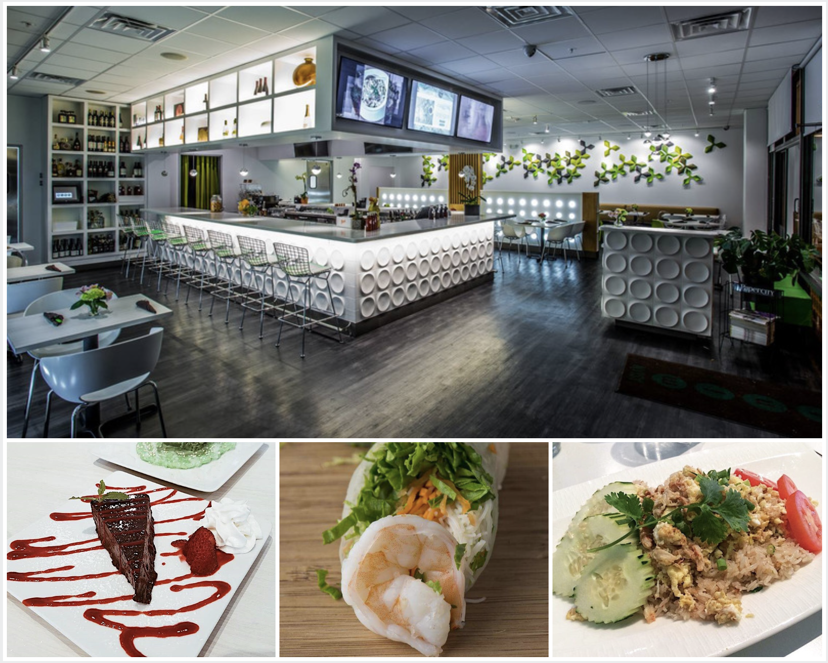 Dallas Best Asian Fusion Restaurant With Gluten Free