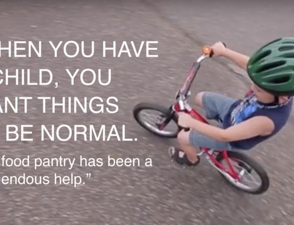 bike family in need