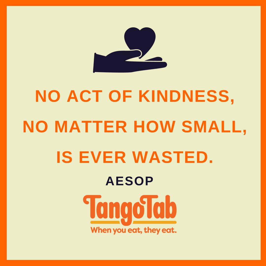 small acts of kindness tangotab